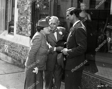 Fabia Drake, Henry Edwards and Norman Wooland