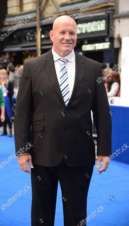 Editorial image of 'Legend' film premiere, London, Britain - 03 Sep 2015