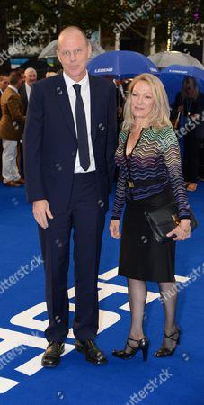 Brian Helgeland & Wife
