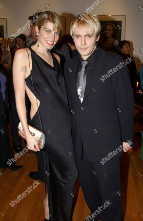 MEREDITH OSTROM AND NICK RHODES
