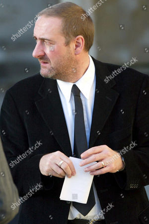 Editorial image of THE FUNERAL OF JOHN PEEL AT ST EDMUNDSBURY CATHEDRAL, BURY ST EDMUNDS, SUFFOLK, BRITAIN - 12 NOV 2004