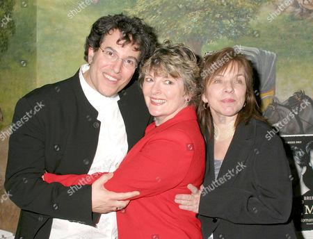Michael Mayer, Brenda Blethyn and Marsha Norman