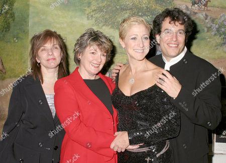 Marsha Norman, Brenda Blethyn, Edie Falco and Michael Mayer