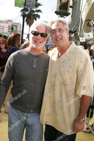 Paramount's Robert Friedman and Executive Producer Albie Hecht