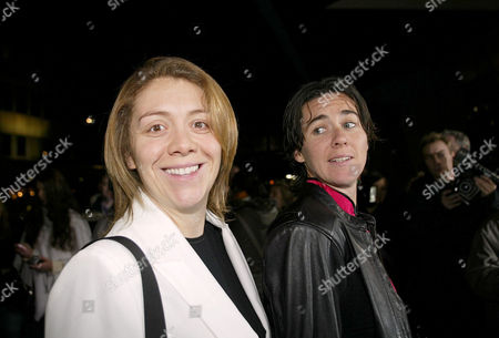 Karen Dunbar and friend