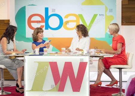 Andrea McLean, Sam Davis, Nadia Sawalha and Jane Moore.