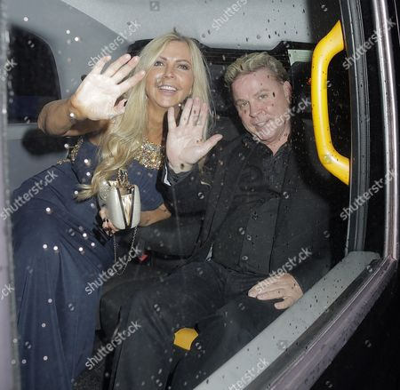 Stock Picture of Sue Moxley and David Van Day