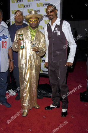 Bishop Don Juan and Snoop Dogg