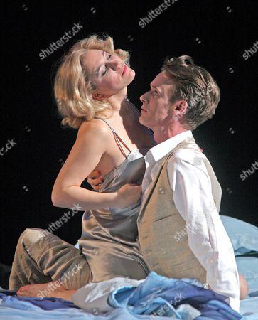 'Semele' at the English National Opera - Carolyn Sampson and Ian Bostridge