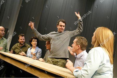 Phelim McDermott (c), 'Lifegame', Cottesloe Theatre