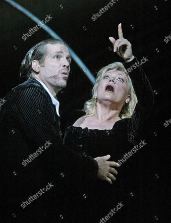 Thomas Hampson (Mandryka), Karita Mattila (Arabella), 'Arabella', Royal Opera House