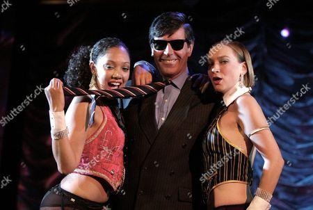 Peter Blake (OJ), Camilla Beeput, Sarah Louise Young, Money to Burn, The Venue, Britain.
