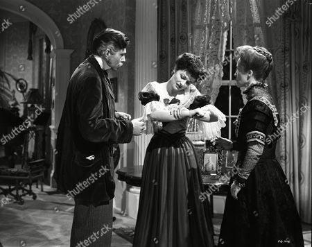 James Mason, Margaret Lockwood and Barbara Mullen