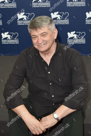 Editorial image of 'Francofonia' Photocall, 72nd Venice Film Festival, Italy - 04 Sep 2015