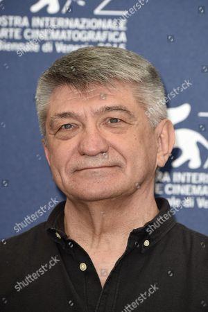 The director Aleksandr Sokurov
