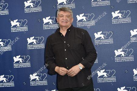 Stock Picture of The director Aleksandr Sokurov