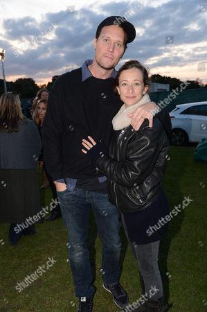 Leah Wood and Jack MacDonald