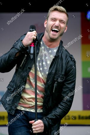 Stock Picture of Jai McDowall