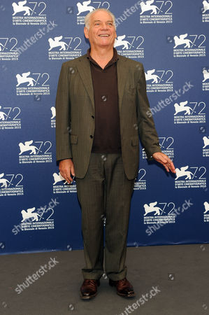 Editorial image of 'The Wait' photocall, 72nd Venice Film Festival, Italy - 05 Sep 2015