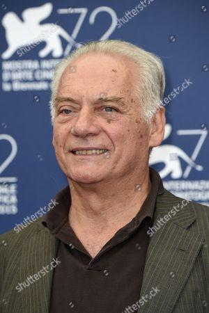 Stock Picture of Giorgio Colangeli