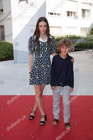 Stacy Martin and Tom Sweet