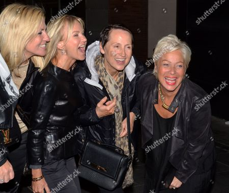 Kate Thornton, Jackie Brambles, Lisa Maxwell, Carol McGiffin and Denise Welch