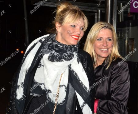 Stock Picture of Kate Thornton and Jackie Brambles
