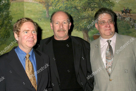 John Christopher Jones, Julian Gamble, Richard Masur