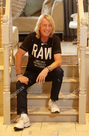 Status Quo's Rick Parfitt Is Interviewed By The Mail's Rebecca Evans After He Announces His Tour Comeback Following His Recent Illness. Print Before Web.