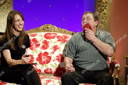 Brian Duffield, who has set a new Guinness World Record for the quickest time to eat an onion.
