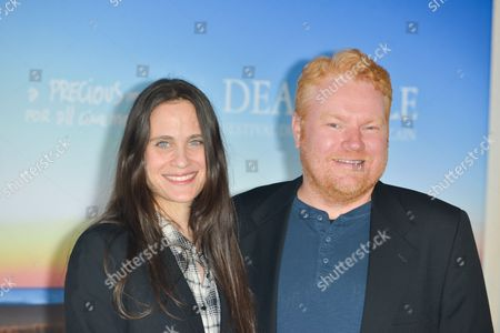 Amy Koppelman and Mike Harrop