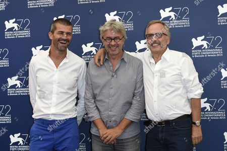 Editorial photo of 'L'Hermine' film photocall, 72nd Venice Film Festival, Italy - 06 Sep 2015