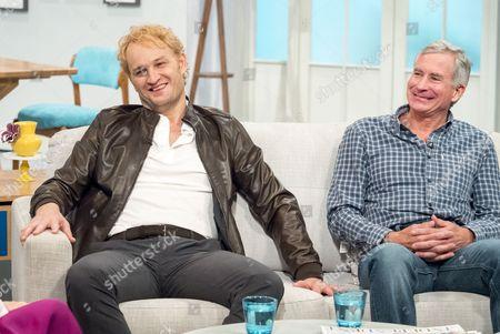 Jason Clarke and David Breashears