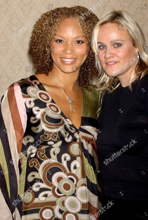 ANGELA GRIFFIN AND PIP GILL
