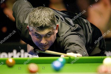 John Parrott, 3rd round