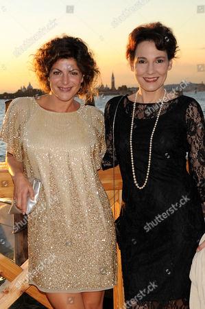 Anna Ferruzzo, Bianca Nappi