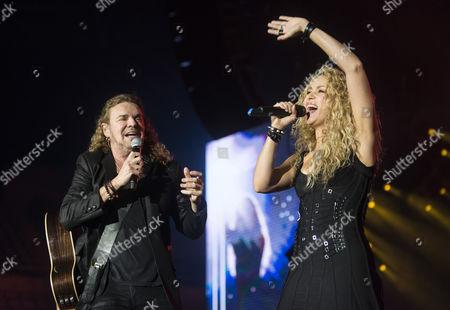 Stock Picture of Fernando Olvera, Shakira