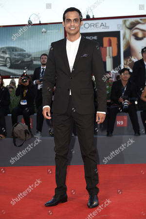 Editorial image of 'Rabin, The Last Day' premiere, 72nd Venice Film Festival, Italy - 07 Sep 2015