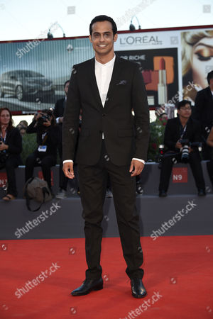 Editorial picture of 'Rabin, The Last Day' premiere, 72nd Venice Film Festival, Italy - 07 Sep 2015