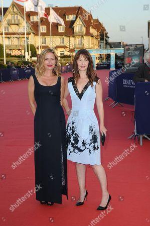 Zoe Cassavetes and Alexia Landeau