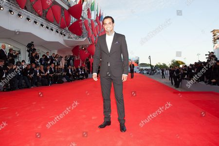 Editorial photo of 'Rabin, The Last Day' premiere, 72nd Venice Film Festival, Italy - 07 Sep 2015