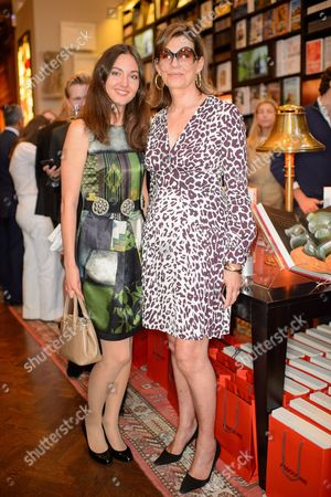 Editorial picture of Cartier Panthere book launch at Maison Assouline, London, Britain - 07 Sep 2015