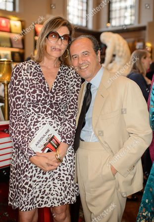 Martine Assouline and Prosper Assouline
