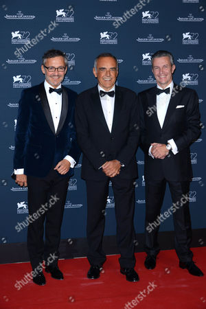 Editorial photo of Jaeger LeCoultre Party, 72nd Venice Film Festival, Italy - 07 Sep 2015