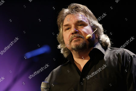 Stock Image of Musician Tommy Engel