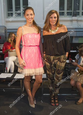Editorial photo of Bloomers & Bikini by Pay Pal Show and Backstage, Spring Summer 2016, Madrid Fashion Week, Spain - 08 Sep 2015