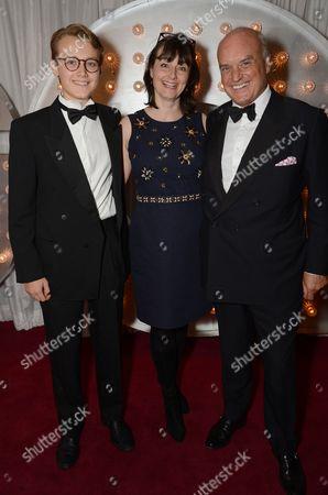 Guest, Georgia Metcalfe and Nicholas Coleridge