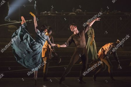 Editorial picture of Lest We Forget, English National Ballet, London, Britain - 07 Sep 2015