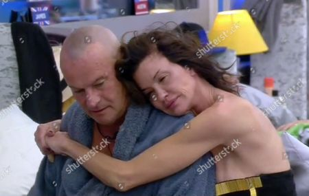 Janice Dickinson tells Chris Ellison she will miss him if he is evicted