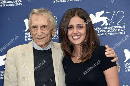 Roberto Herlitzka, Elena Bellocchio